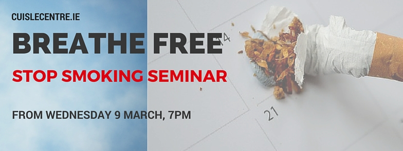 Breathe Free Stop Smoking Seminar