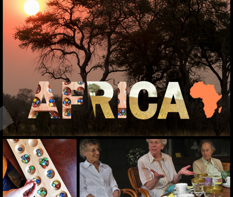 Seniors Club Celebrates Africa Day